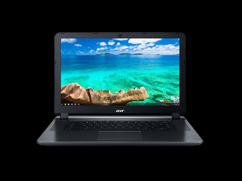 Acer Chromebook15 review. Software fix for screen flickering issue