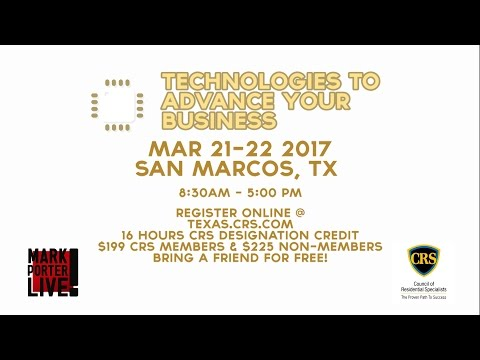 CRS 206 Technologies to Advance Your Business in San Marcos, TX!