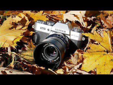 Fuji XF 50mm f2 R WR Depth of Field & Bokeh (on Fuji X-T20)