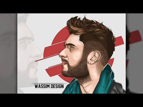 Photoshop cc | Vector | Art Hair Tutorial