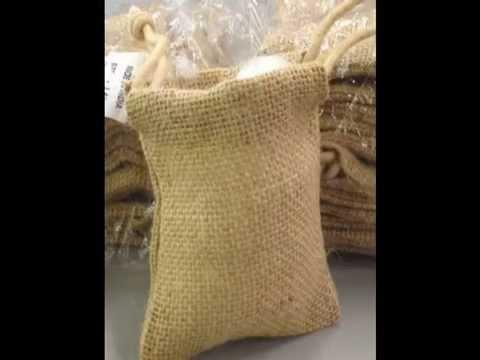 hometex ca  burlap bag with drawstring