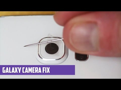 Galaxy S6 Camera fix + LED Flash