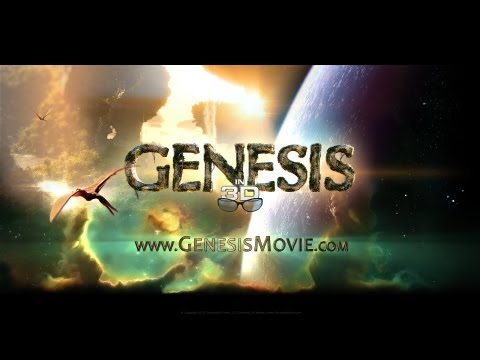 Genesis Movie 3-D: What is it?