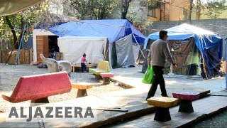 Mexico earthquakes 🇲🇽 : Thousands of people homeless