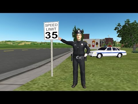 Beat Speed Traps & Learn Basic Speed Law Under California's Vehicle Code Section 22350