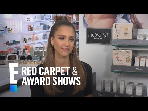 Jessica Alba's Solution to Over-Plucked Eyebrows | E! Live from the Red Carpet