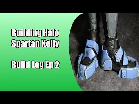 Building Halo Spartan Kelly: Episode 2