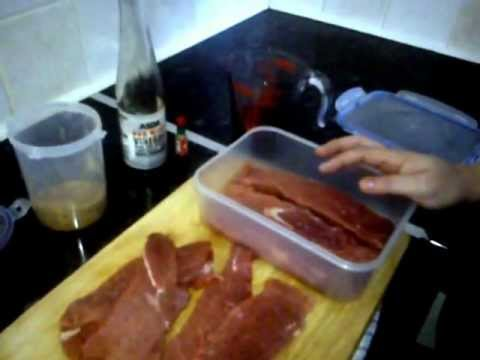 How to Make Biltong: Part 2 - Meat and Curing