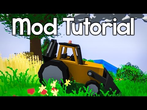 Unturned - How to Install Mods Tutorial [Map & Model Mods]