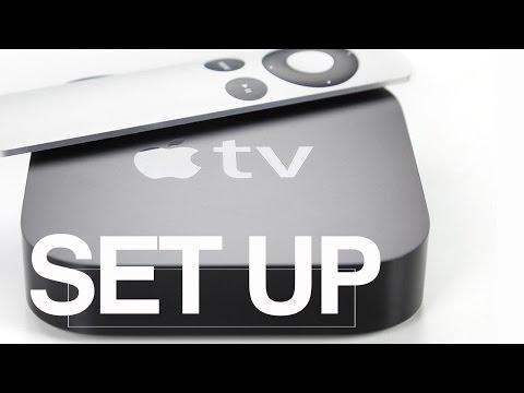 Apple Tv Set Up Guide Manual