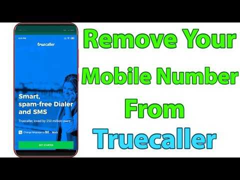 How To Delete Truecaller Account Permanently & Deactivate Your Id Using New Unlisting Link