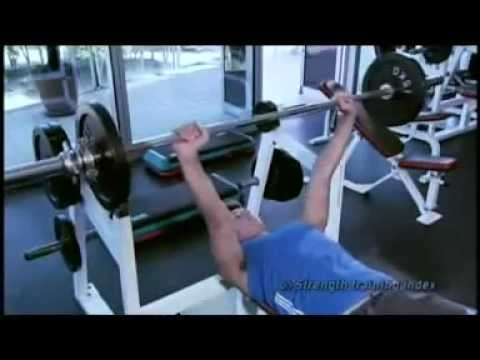 Top Weight Training Exercises for Swimmers