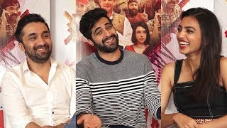 Uncut Interview with Radhika Apte, siddhant Kapoor, Akshay Oberoi & Pia Sukanya For Film