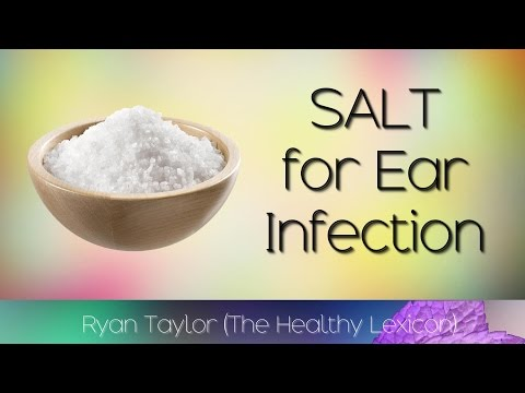 Salt: for Ear Infection