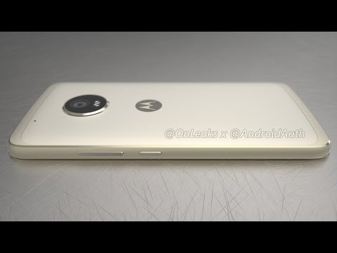 Exclusive: Moto X (2017) 360-degree render