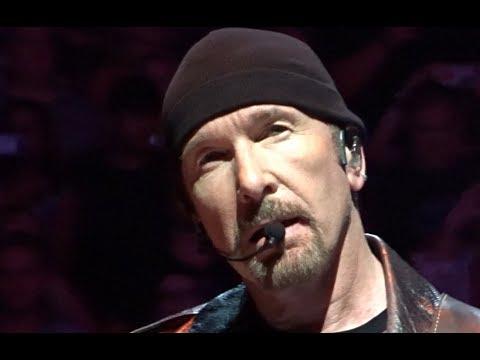 U2 - 2018 - SBS & UTEOTW (HD) - Boston 06-21-2018 (Filmed from GA Edge's Side)