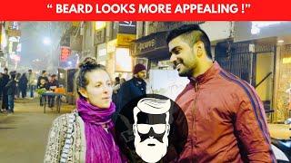 What Women Like In Men | Beard Vs Clean Shave | Public Hai Sab Janti Hai