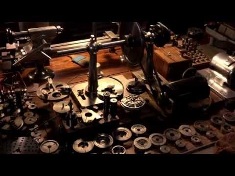 Automata making by Thomas Kuntz ( just a taste)