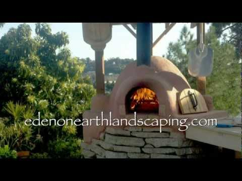 Building a Cob Oven
