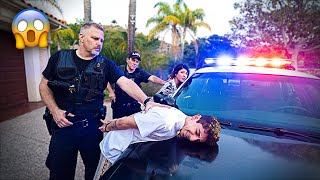 Last to Get ARRESTED Wins $10,000 (Hide n Seek from S.W.A.T. Team)
