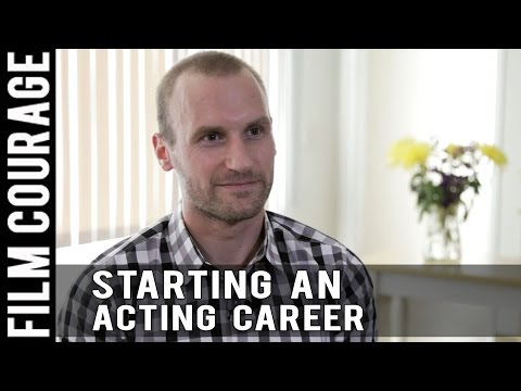 Starting An Acting Career In Los Angeles - Full Interview with Anthony Fanelli