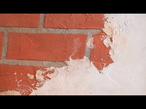 Paint a Wall to Look like Brick & Tile | Paint Techniques