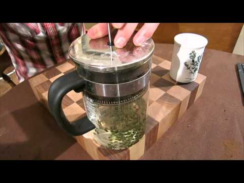 Making Loose Leaf Tea in a French Press: Tea for Newbs