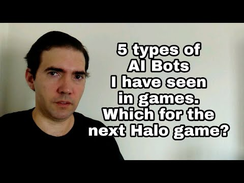 SSGL's S/CG topic 6, 5 types of AI Bot support I've seen in video games, plus Poll Card featured.
