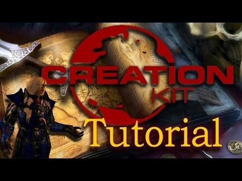 Skyrim Creation Kit 027: Custom Standalone Follower - Start to Finish (Legendary Edition ONLY)