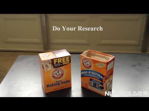 Baking Soda Uses SHTF - Every Prepper Needs This!