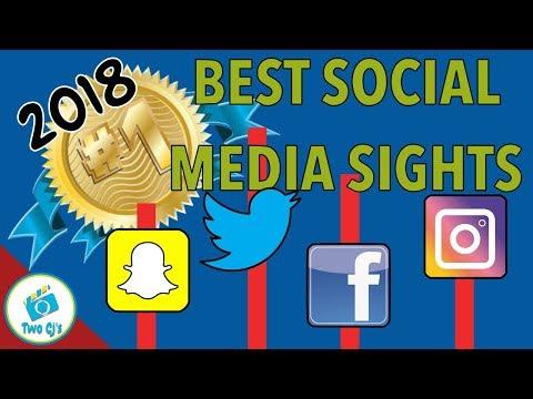 Social Media Addiction - Top Social Media Sites 2018