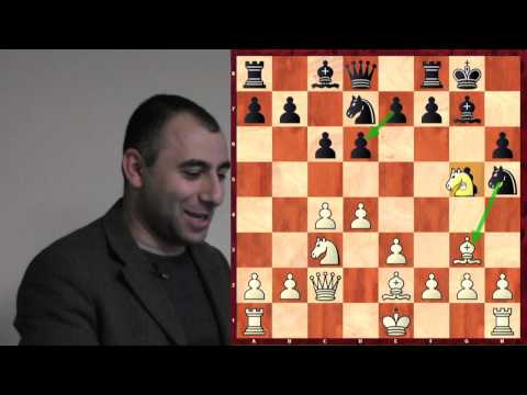 Beginners' Openings and Tactics - GM Varuzhan Akobian - 2013.01.13