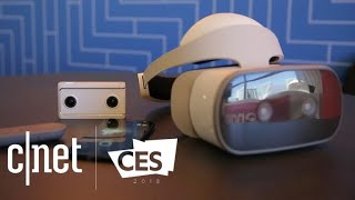 Lenovo Mirage Solo with Daydream: Mobile VR, no phone necessary