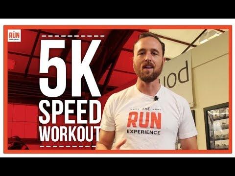5K Training - Speed Workout