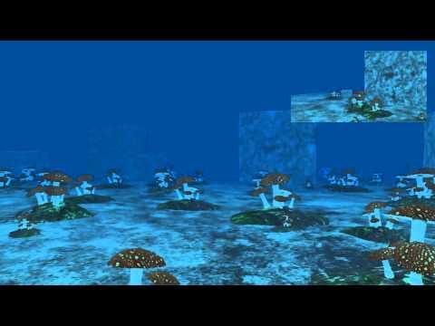 GLSL Underwater Distortion  Effect