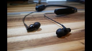 Audio Technica ATH-DSR5BT Hands-On