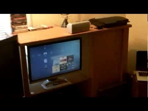 How to set up a PS3 to a Home Theater System