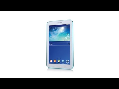 Samsung 7 Galaxy Tab 3 Lite 8GB Android Tablet with Apps
