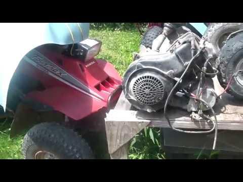 Yamaha 285cc motor, fix or scrap, From $50 Auction Golf cart