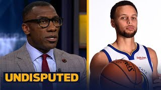 Shannon weighs in on the possibility of the Warriors disbanding next season | NBA | UNDISPUTED
