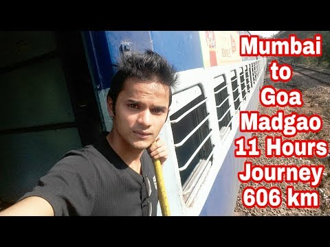 Mumbai To Goa Tour By Train Travel😛Best Western Peace Valley