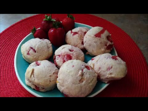 Strawberry Biscuits - Rise Wine & Dine - Episode 43