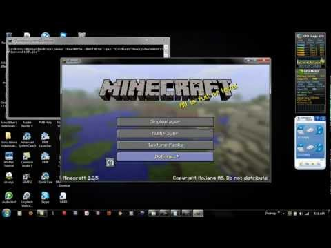 How to run Minecraft in Java 64-bit