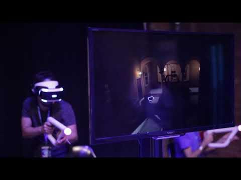 Firewall: Zero Hour (PSVR) | Off-screen gameplay