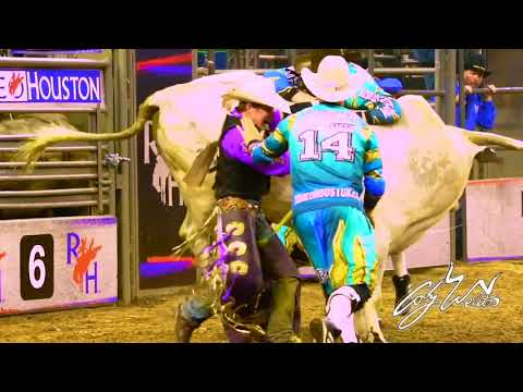 GAME DAY - RODEO HOUSTON WRECK