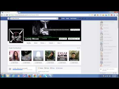 How to Change Facebook Profile name after limit reach