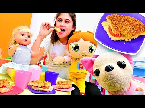 Xxx Mp4 Ayşe Gül Lili Ve Loli Için Simitten Tost Yapıyor Çocuklar Için Yemek Tarifleri 3gp Sex