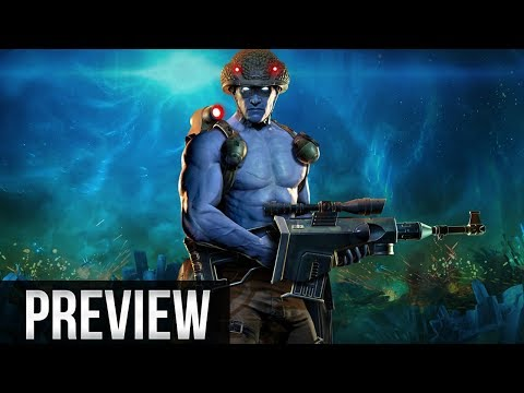 Rogue Trooper Redux - Gameplay / Preview - Xbox One
