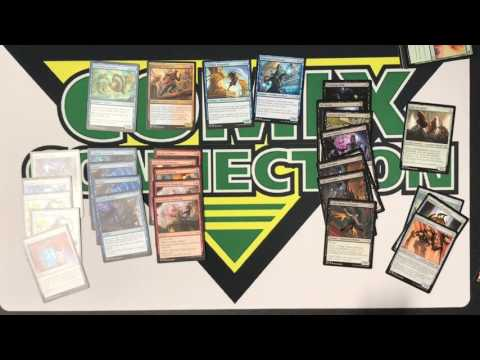 Aether Revolt League Deck Building Tutorial Part #2