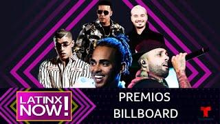 Ozuna, J Balvin Y Top Finalistas A Los Billboard 2019   Latinx Now!   Telemundo